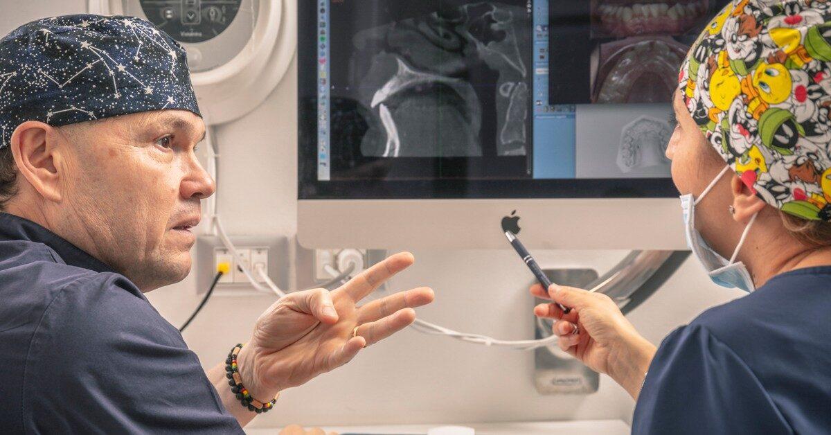 studio del caso ortodontico
