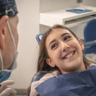 trattamenti ortodontici adolescenti